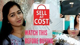SELL AT COST HAUL+REVIEW/FULL INFORMATION ABOUT SELL AT COST/WATCH BEFORE SHOPPING