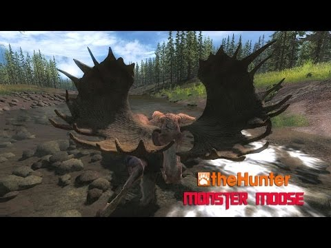 The Hunter 2014 PC Monster Moose 1080 HD