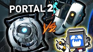 PORTAL 2 (PART 9) ► Fandroid the Musical Robot