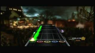 Vídeo 301 de Guitar Hero