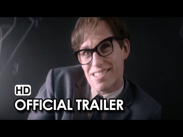 The Theory of Everything Official Trailer (2014) HD