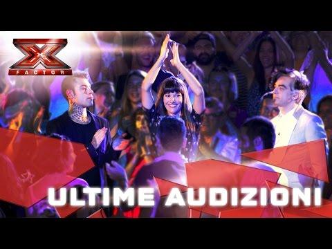 X Factor: le ultime Audizioni HIGHLIGHTS