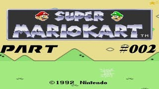 Let's Play Super Mario Kart Part 2: Skilliger Blumen-Cup [GERMAN]