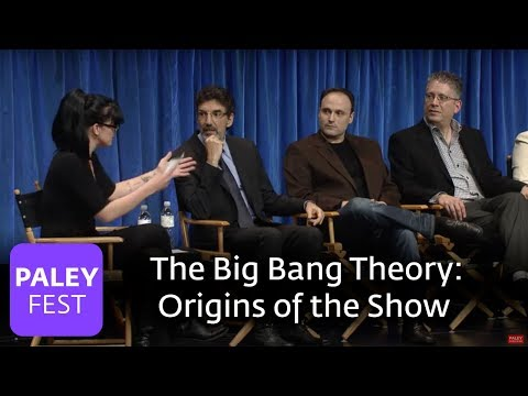 The Big Bang Theory- Chuck Lorre on the  Origins of the Show