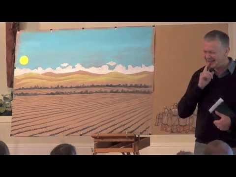 Children's Bible Talk - The Parable of the Workers in the Vineyard
