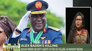 JH 20th Dec., 2018 | Alex Badeh's Killing