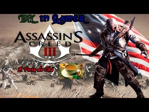 Assassin's Creed 3 - A Festa do Chá thumbnail