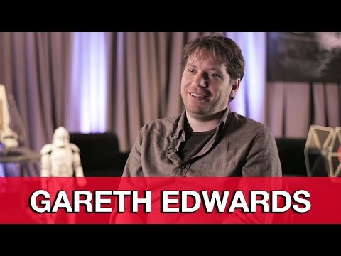 Star Wars Rogue One Interview - Gareth Edwards