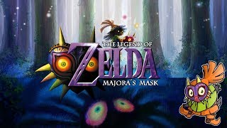 [LIVE] The Legend of Zelda: Majora's Mask | Blind Playthrough | Come hang out and have some fun!