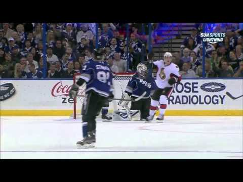 [HD] Ottawa Senators - Tampa Bay Lightning 01/25/13