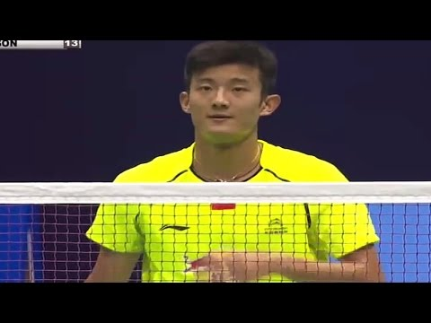 Yonex-sunrise Hong Kong Open 2014 - F - Match 3 video
