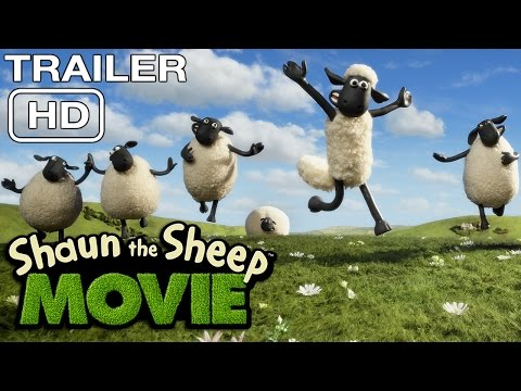 Shaun The Sheep The Movie – Official Trailer video