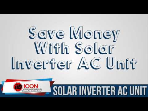 Solar Inverter AC Unit by Icon Importers & Distributors Jamaica