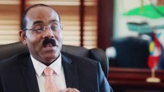 PM Browne speaks on the passing of Sir Dwight Venner