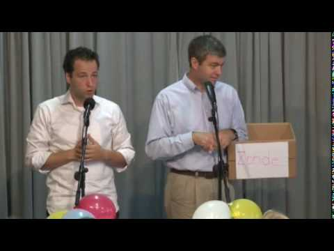 3 Short Sermons Preached at a Kid's Camp - Paul Washer