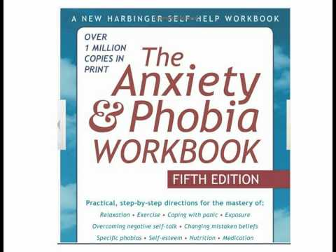 The Anxiety and Phobia Workbook - Dont buy! Until you read this...
