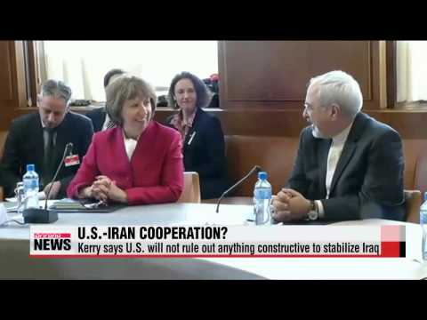 U.S. considers cooperating with Iran to bring stability in Iraq