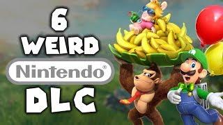 6 WEIRD Nintendo DLC !