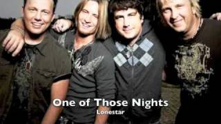 Watch Lonestar One Of Those Nights video