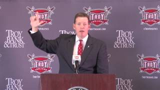 Troy Athletics Official Site