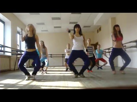 Girls Dancing - Rihanna choreography Whats My Name FULL.avi Music Videos