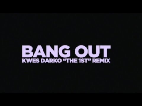 Pa Salieu - Bang Out feat. Gazo [Kwes Darko Remix] (Official Video)