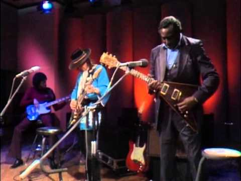 Albert King With Stevie Ray Vaughan - Call It Stormy Monday
