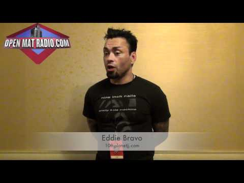 OpenMatRadio.com Presents: Expert's Corner with Eddie Bravo Image 1
