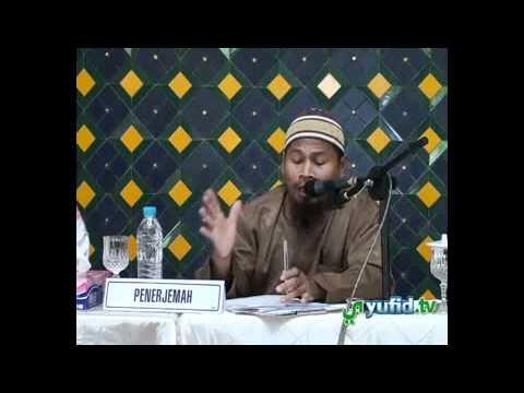 Pengajian Ulama: Menjadi Hamba yang Dicintai Allah (6B) - Syaikh Muhammad Musa Alu Nashr