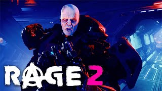 Rage 2 - Official Launch Trailer