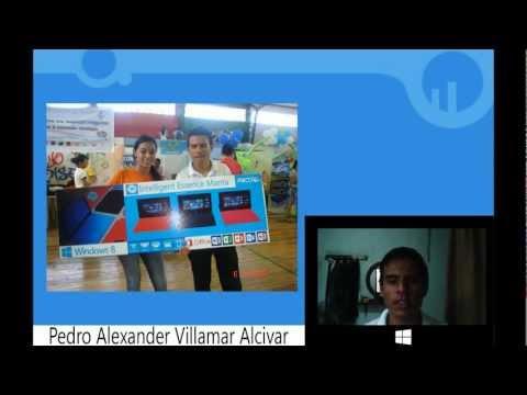 Postulacion Microsft Student Parnert Pedro Villamar.wmv