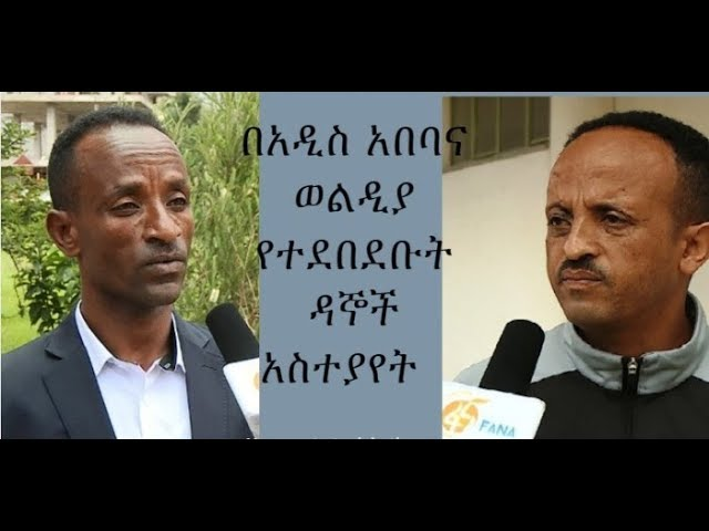 Comments of Referees the were beaten in weldia and addis ababa - Fana Tv