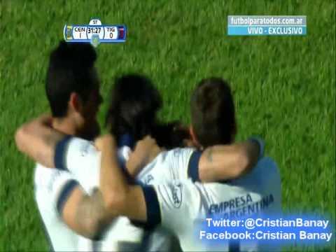 Rosario Central 1 Tigre 0 (Radio Impacto FM 99.3)  Copa Argentina 2014