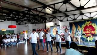 Kannada Rajyothsava Dance 2016 - Dandapindagalu