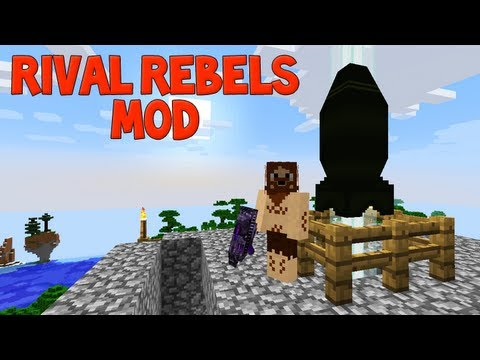 Minecraft Mods - Rival Rebels Mod [1.5.1]
