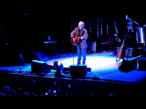 Paul Simon - Sounds of Silence (LIVE @ The Greek, Berkeley CA 10.20.11)