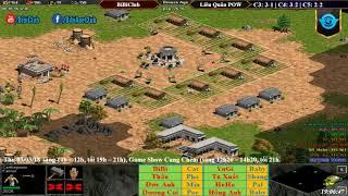 C5T5 - AoE 44 Random BiBiClub vs Liên Quân POW Ngày 3-5-2018