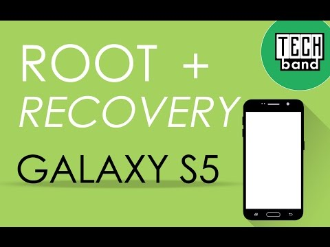 ROOT ⁺ RECOVERY (TWRP o PhilZ Touch) Galaxy s5 (Marshmallow) 2016 #1