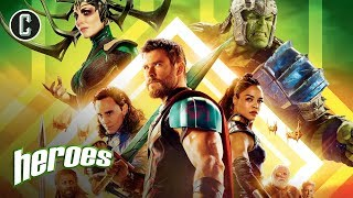 Thor: Ragnarok Review: Does It Live Up To The Hype? - Heroes