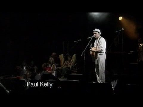 Paul Kelly - The Droving Woman Live