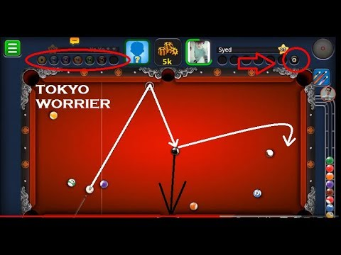 [ New Trick ] How to win Tokyo Worrie 5k match | In 8 ball pool |