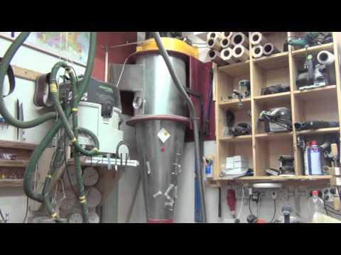Пылесос для столярной мастерской