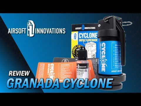 REVIEW | Granada Cyclone | Airsoft Innovations
