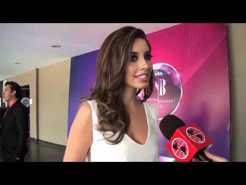 Entrevista a Miss Mundo El Salvador Larissa Vega