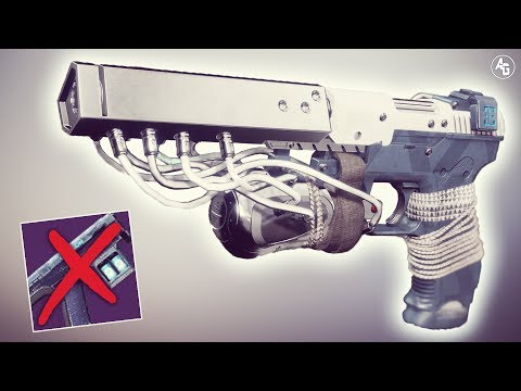 Traveler's Judgment 5   Headseeker Sidearm   Destiny 2