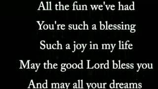 Corrinne May - The Birthday Song - Happy Birthday.FLV
