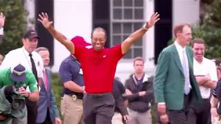 Tiger Woods 2019 Masters Win - Whatever It Takes