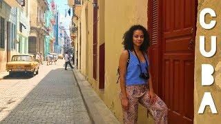 CUBA TRAVEL VLOG | 4 DAYS IN CUBA
