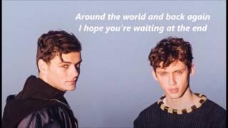 Download Lagu Martin Garrix & Troye Sivan - There for You lyrics Gratis STAFABAND