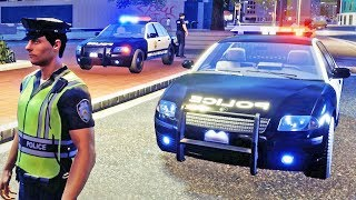 DUI Checkpoint | Police Simulator: Patrol Duty